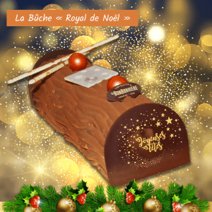 Buche royal de noel