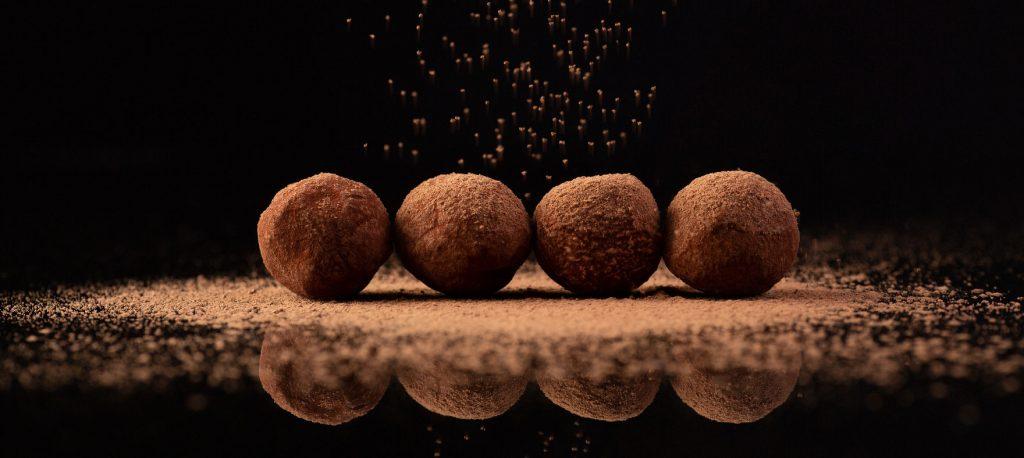 truffe chocolat grand cru