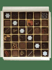 chocolat personnalisé entreprise